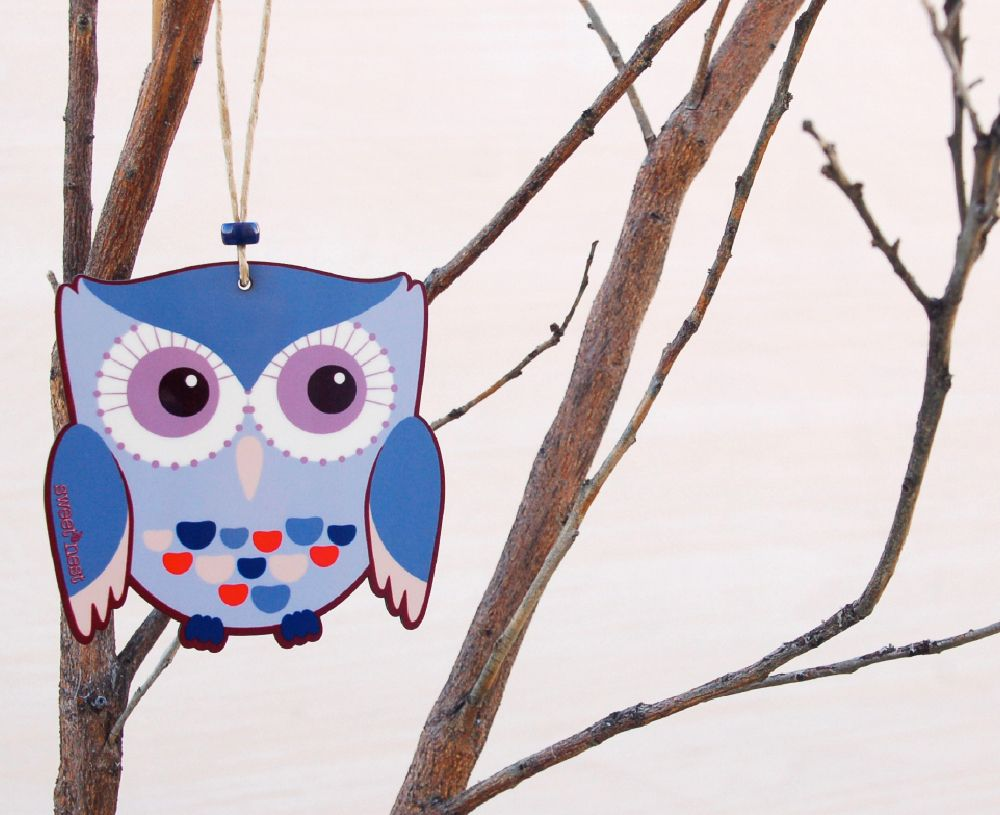 Kids bedroom design owl decor