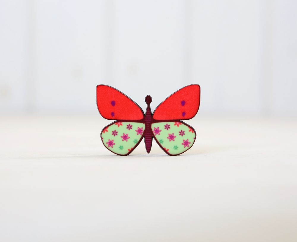Butterfly magnets!