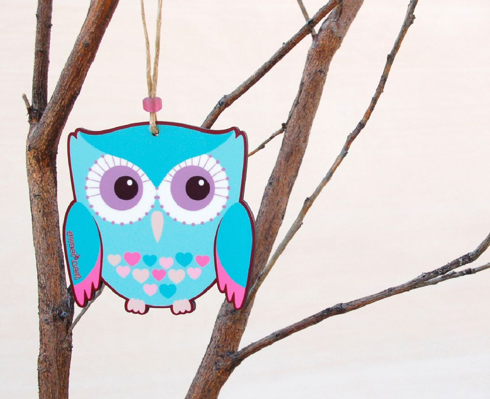 Nursery design owl