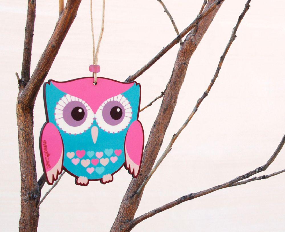 Nursery decor owl